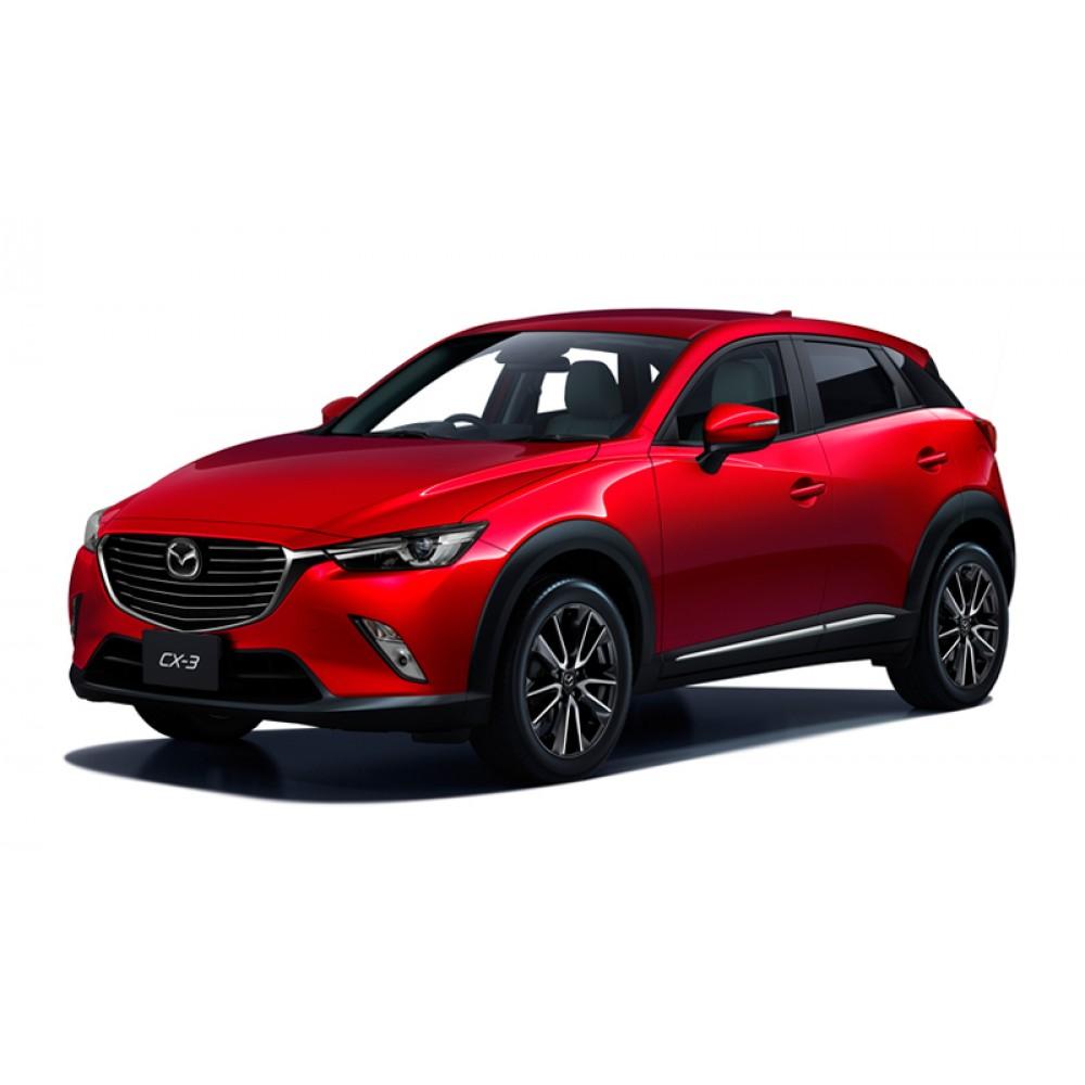 Mazda Mazda 3: PRECISION CRUISE CONTROL MAZDA CX-3