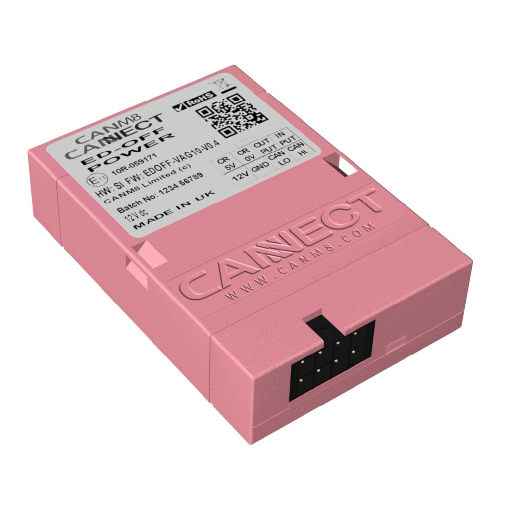 CAN Bus Start Stop Disable System - CANM8 CANNECT ED-OFF (POWER)