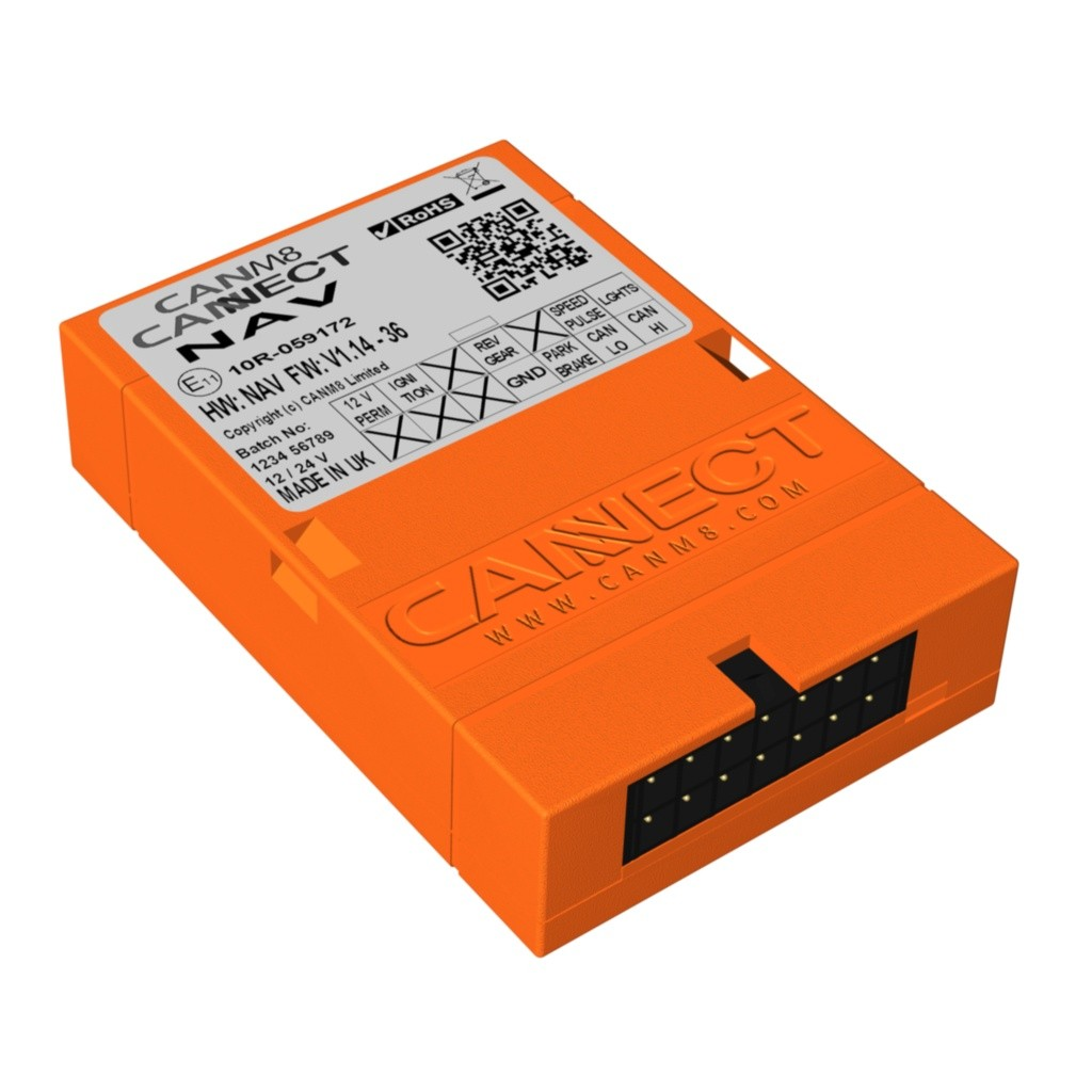 CAN Bus Multi Output Interface - CANM8 CANNECT NAV