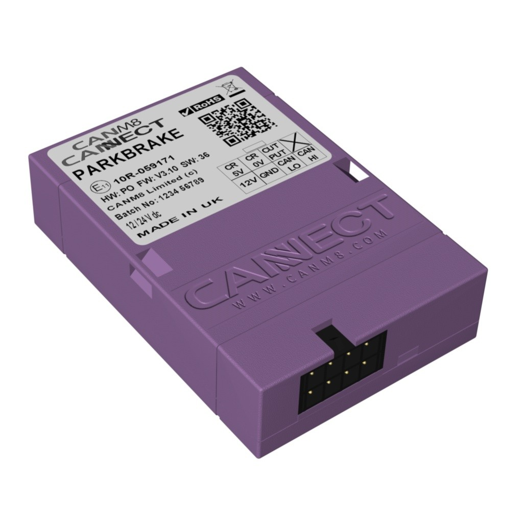 CAN Bus Park Brake Interface - CANM8 CANNECT PARKBRAKE