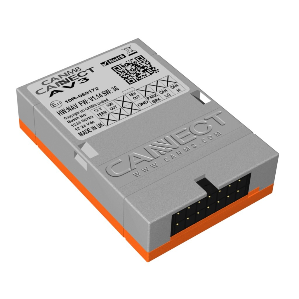CAN Bus Multi Output Interface - CANM8 CANNECT AV3