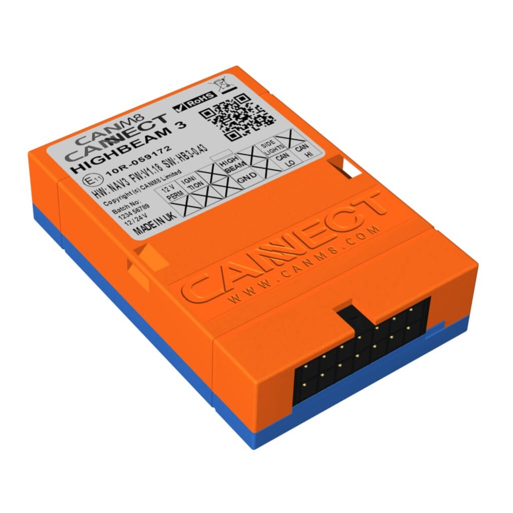 CAN Bus High Beam Interface - CANM8 CANNECT HIGHBEAM-3