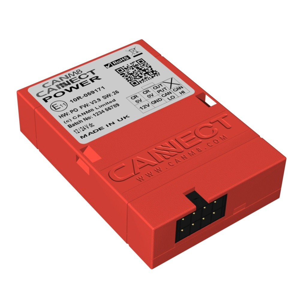 CAN Bus Ignition Interface - CANM8 CANNECT POWER