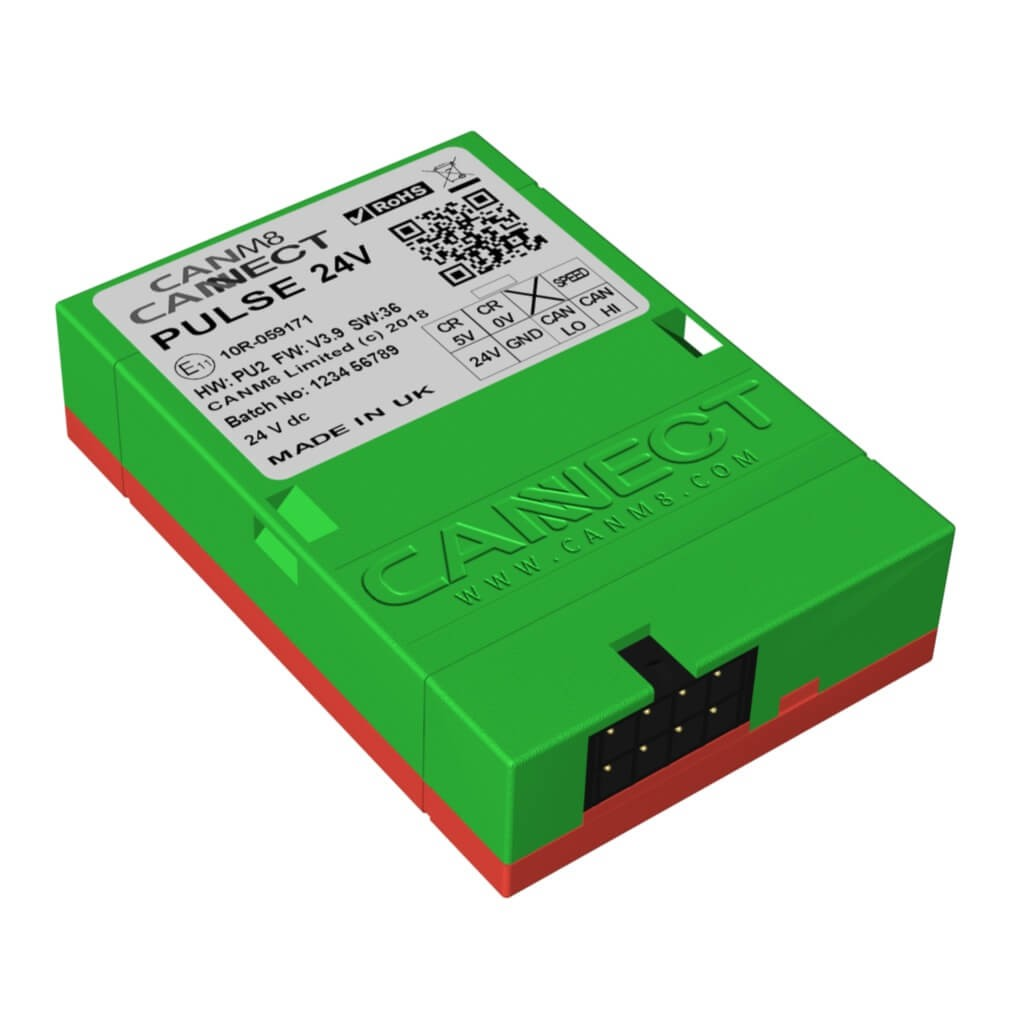 CAN Bus Speed Pulse Interface - CANM8 CANNECT PULSE (24V)