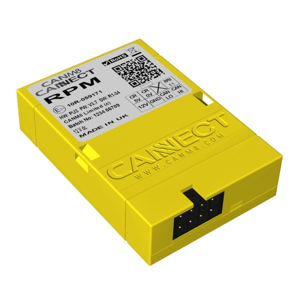 CAN Bus RPM Pulse Interface - CANM8 CANNECT RPM